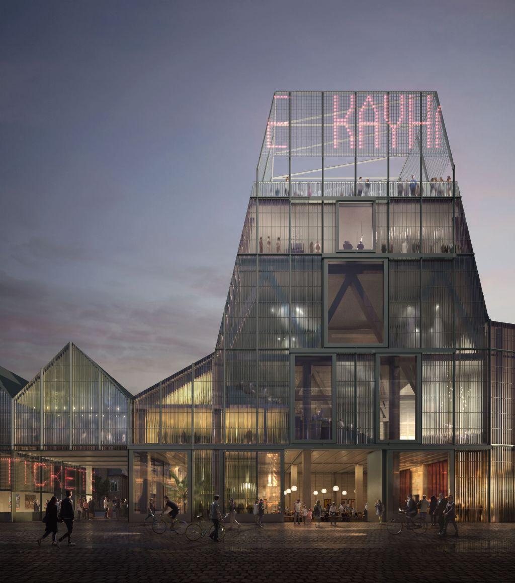 De stad Leuven werd bekroond voor het masterplan voor de nieuwe podiumkunstensite,