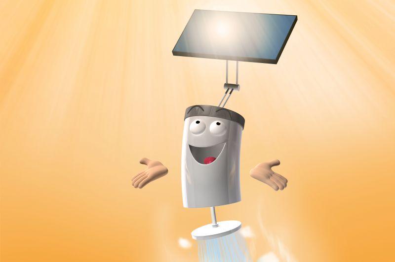 Belsolar : Le chauffe-eau solaire est le système à l'énergie solaire le plus rentable