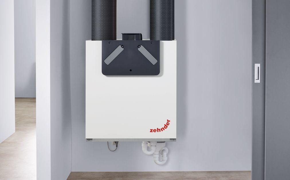 Zehnder ComfoAir PRO 300: budgetvriendelijke HRV-unit met warmterecuperatie