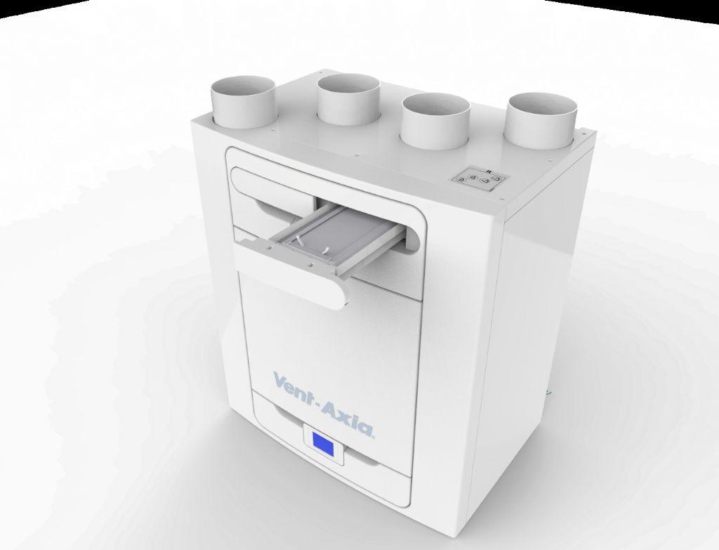 Met Sentinel Kinetic Advance antwoordt Ventilair op de groeiende vraag naar doortastende en eenvoudig te installeren ventilatiesystemen.