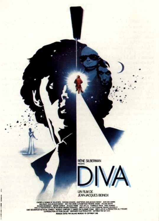 Diva, de Jean-Jacques Beneix
