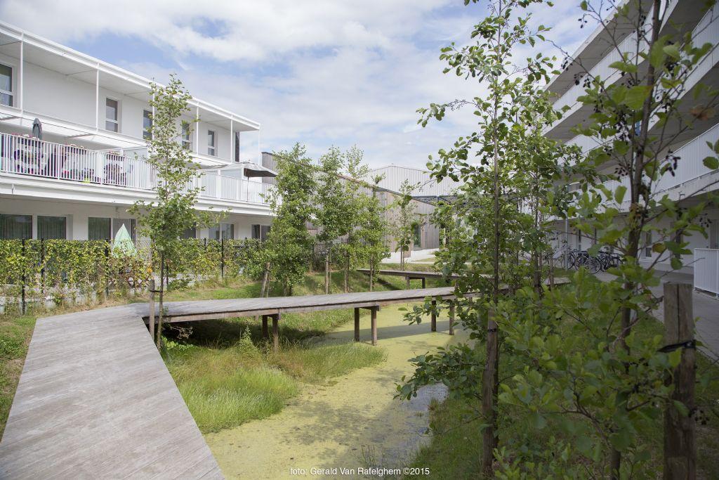 Woonwijk Venning in Kortrijk meest duurzame sociale wijk van Europa