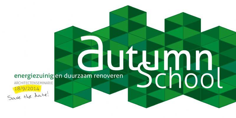 Architectenseminarie Autumn School