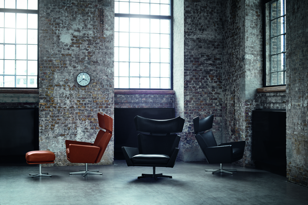 Gedurfde en serene Oksen van Arne Jacobsen bezig aan comeback