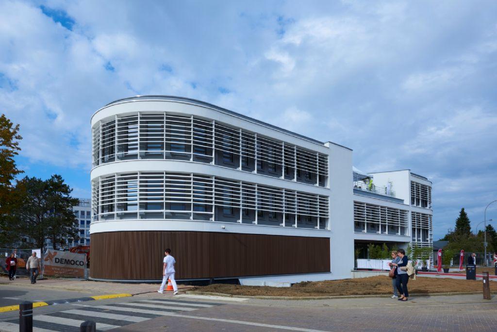 L'aile 1000 de la Clinique Saint-Pierre à Ottignies inaugurée