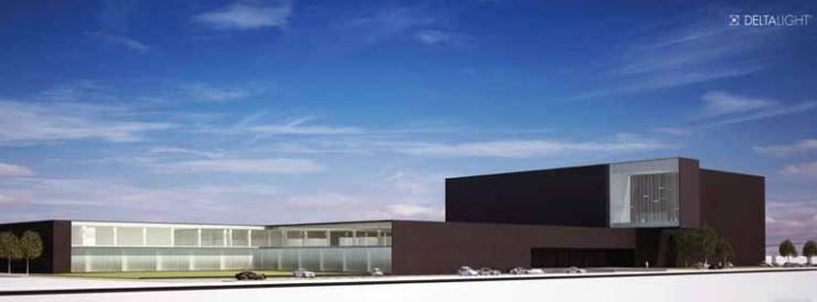 Door de uitbreiding is het hoofdkantoor klaar voor verdere groei van het bedrijf.