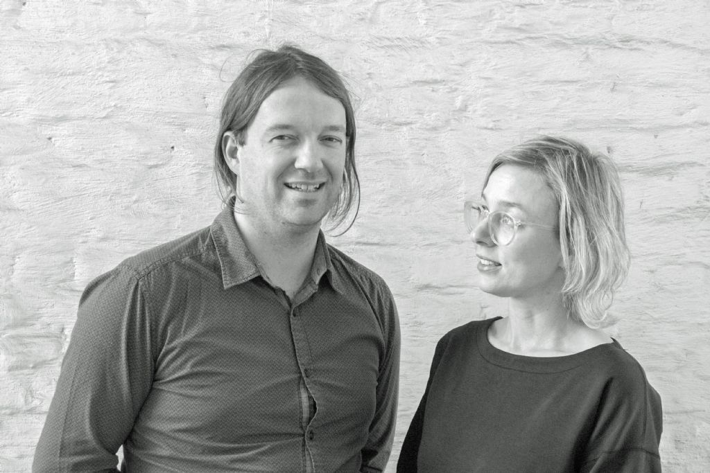 Stijn Cools en Sofie De Ridder