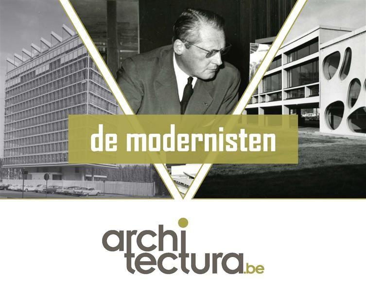 In de bres voor ons modernistisch erfgoed: schrijf je in voor seminarie op ARCHITECT@WORK