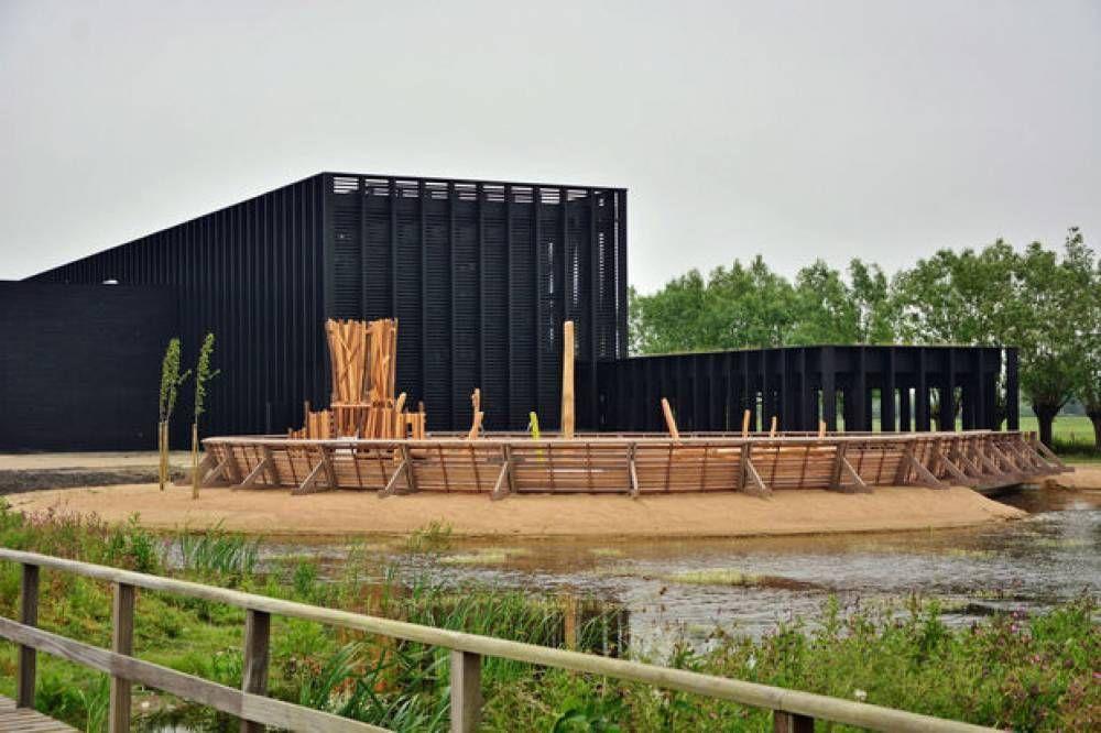 In 2016 werd de provincie West-Vlaanderen een van de laureaten met Bezoekerscentrum Het Zwin