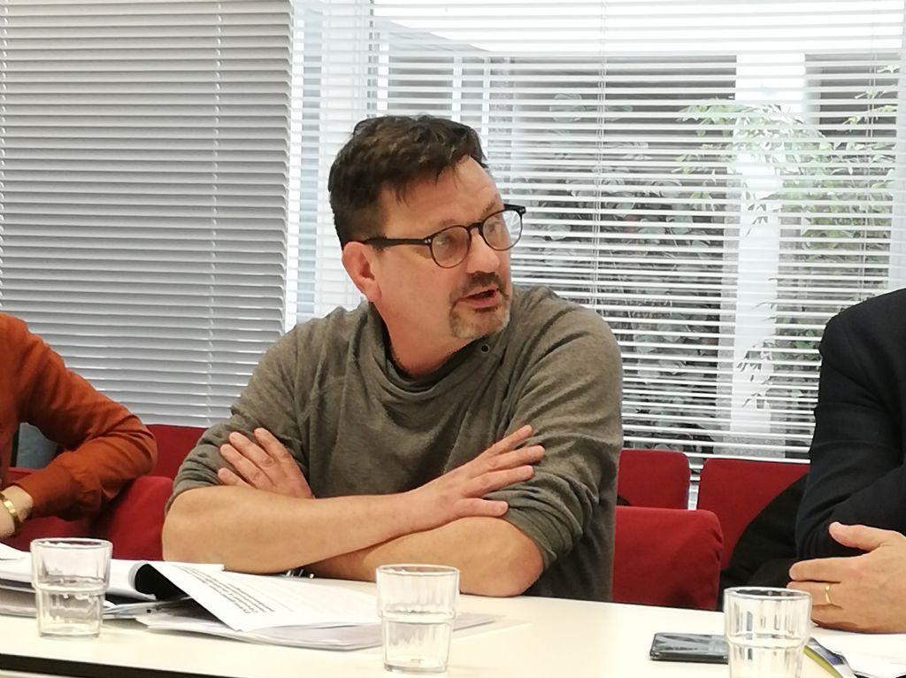 """Belgian Architects Declare - """"Circulaire criteria in openbare aanbestedingen en meer geld voor Open Call Vlaanderen Circulair"""" (Kris Blykers, BLIEBERG)"""