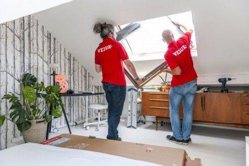 VELUX dakvenster vervangen? Sneller, makkelijker en goedkoper dan gedacht