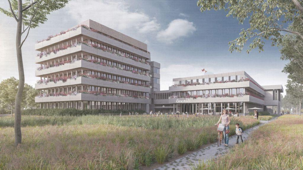Dienstencentrum Gentbrugge transformeert tot stadsgebouw 'de Felix' (TRANS)