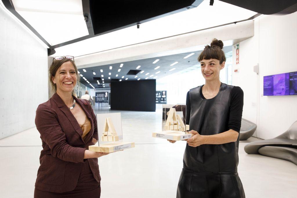 Italiaanse Architectuurprijs voor nieuwe tentoonstellingsvleugel Z33