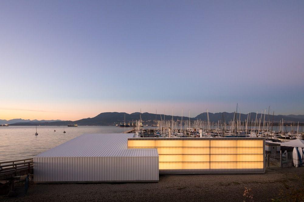 Budgetvriendelijk en stijlvol havendok in Vancouver