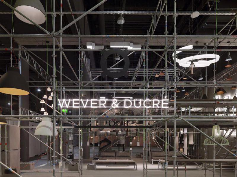 Stand van Wever & Ducré op Light & Building door Bernd Steinhuber