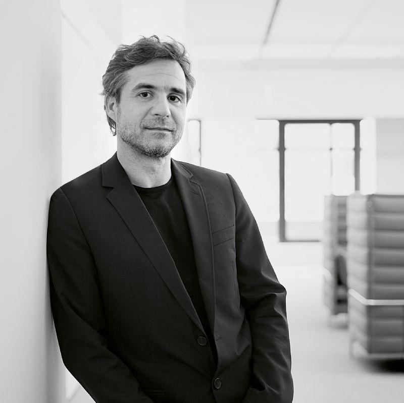 Philippe Grohe, hoofd van Axor