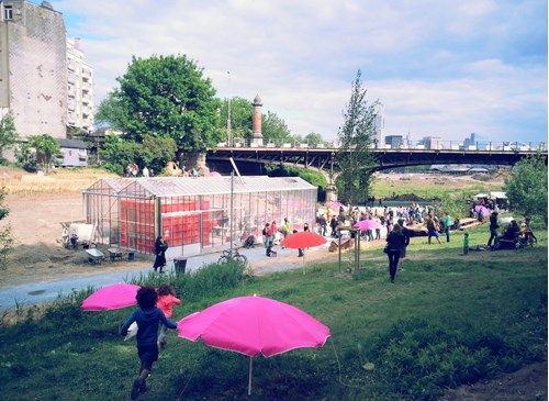 Parckfarm Brussel - Prijs Publieke Ruimte 2015