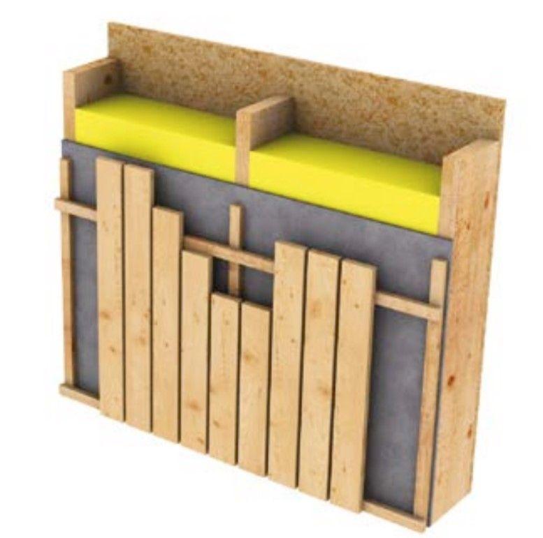 Opengewerkte houten gevelbekledingen
