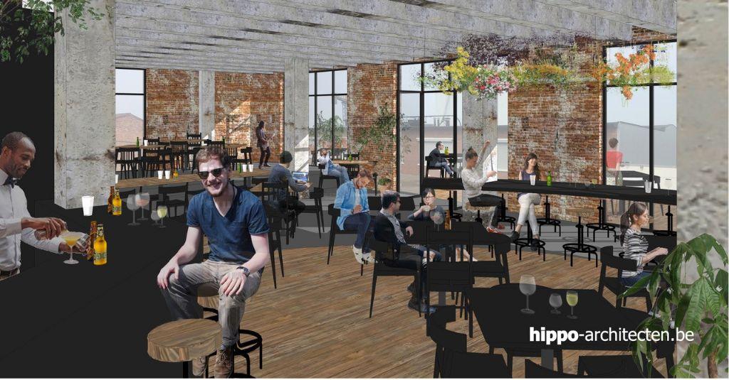 Hippo Architecten laat licht binnenstromen in Hasseltse Muziekodroom
