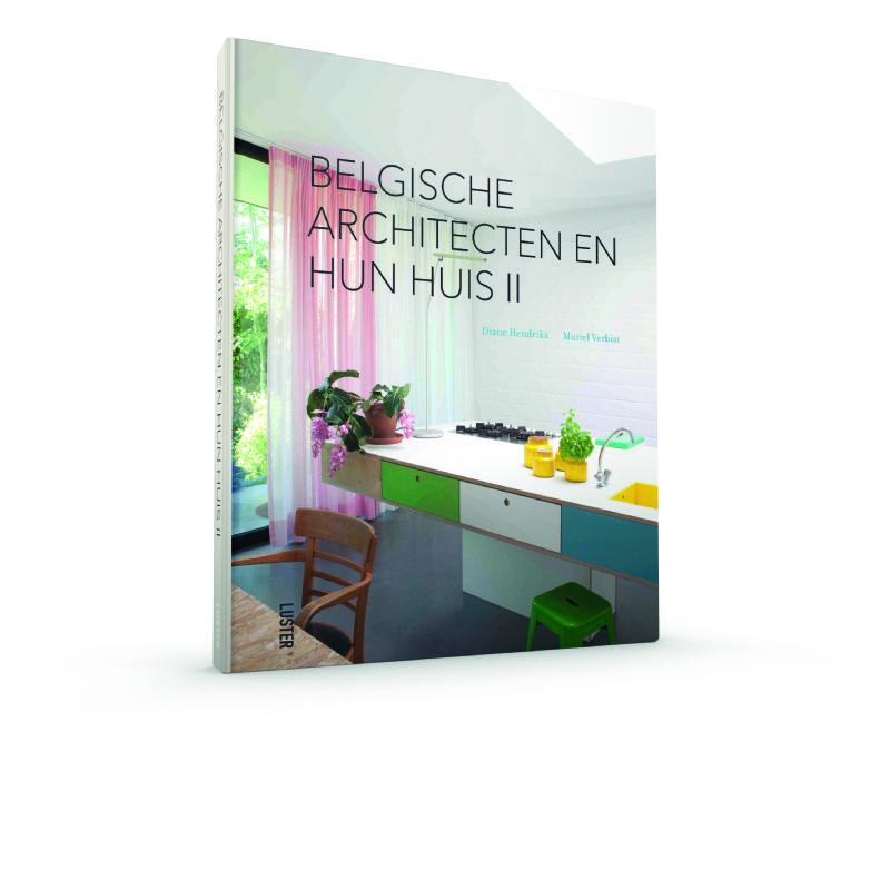 Recensie Belgische architecten en hun huis II (Filip Canfyn)