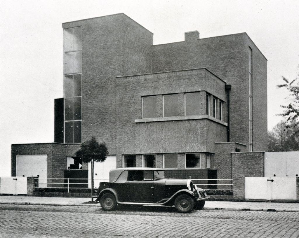 Woning Verstrepen, Léon Stynen, Boom, 1927