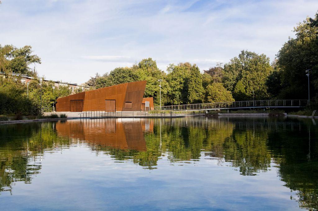 Boekenbergpark Antwerpen