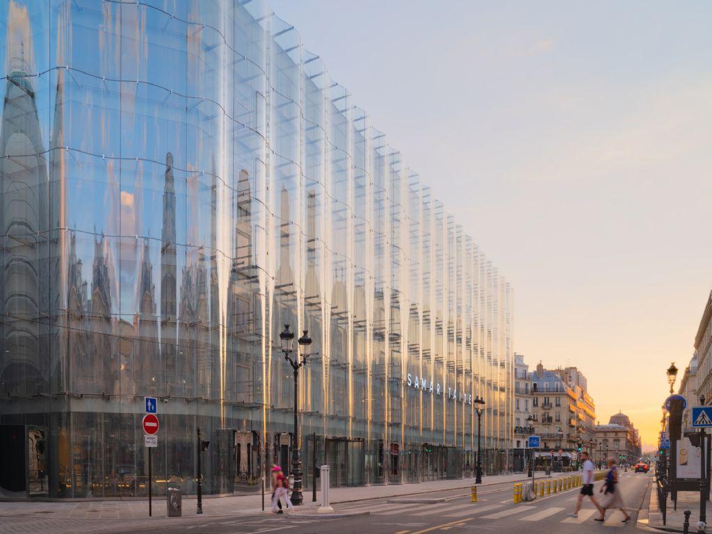 Iconisch warenhuis La Samaritaine in Parijs heropent na renovatie door SANAA