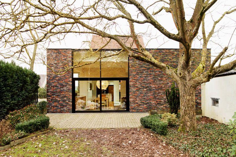 De te bezoeken renovaties zijn divers in type en stijl.