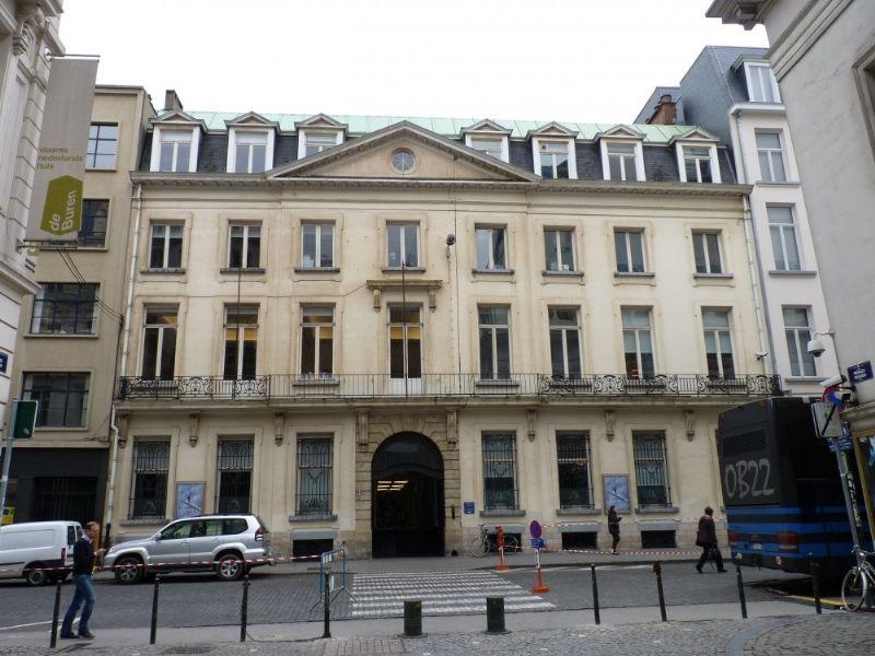 Rénovation et extension des ateliers et des locaux administratifs du Théâtre Royal de la Monnaie (A2RC - Origin)