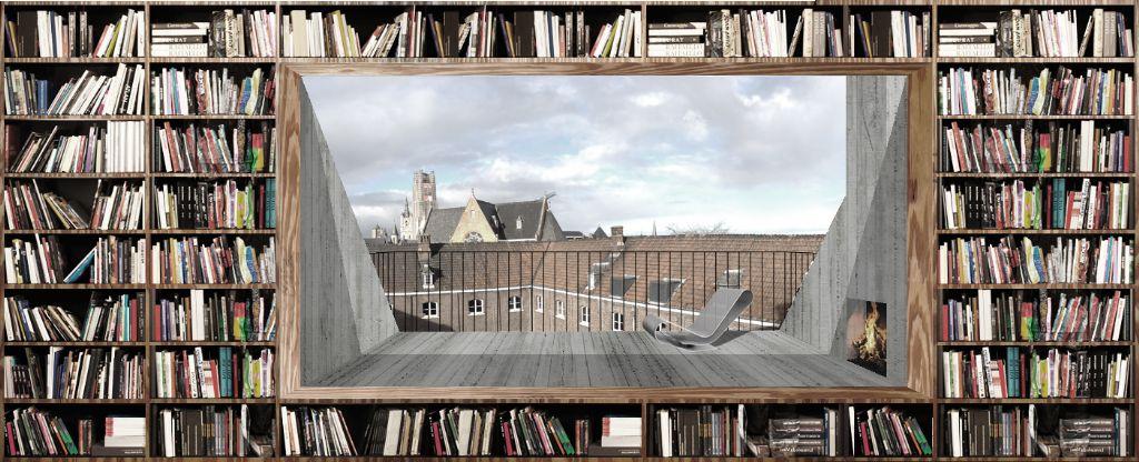 Kunstboekenbibliotheek Museum Dhondt-Dhaenens