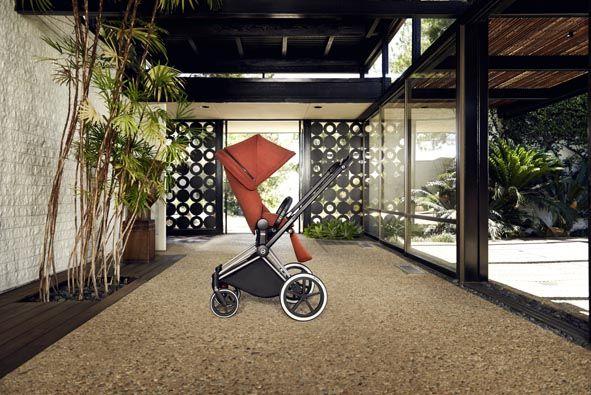 Eames-koppel krijgt kleinkind
