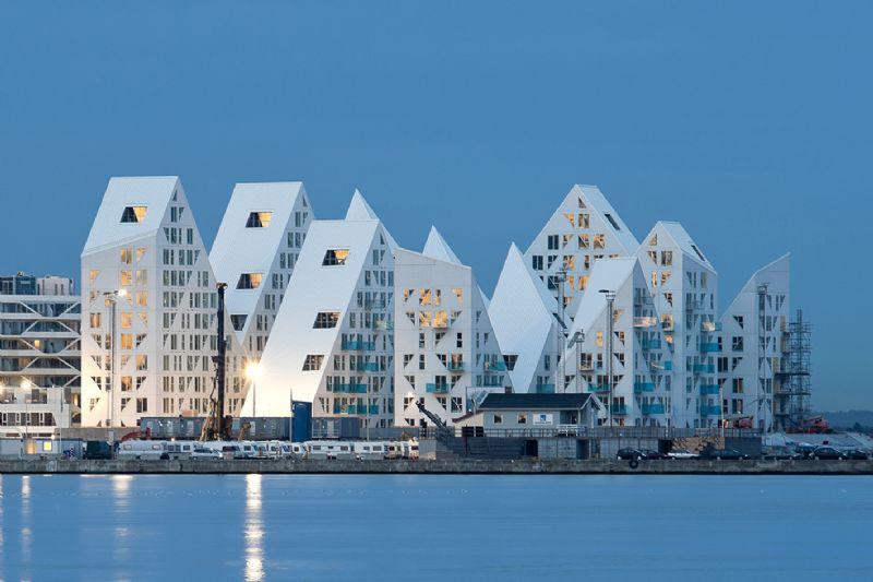 The Iceberg - JDS, CEBRA, SeARCH en Louis Paillard Architects