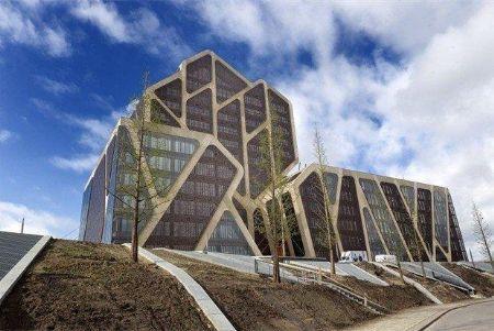 Palais de justice à Hasselt