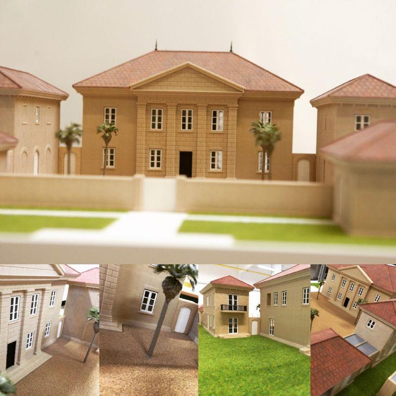 Project voor Zorilla Baquero Architects in de Dominicaanse Republiek.