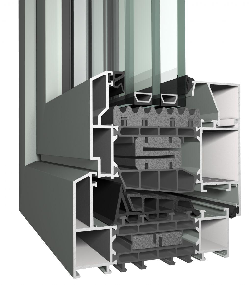 Reynaers lanceert Masterline 10 ramen voor passiefbouw