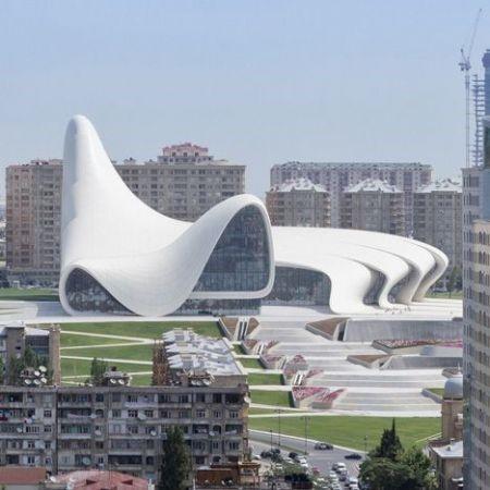 Designs of the Year : Zaha Hadid