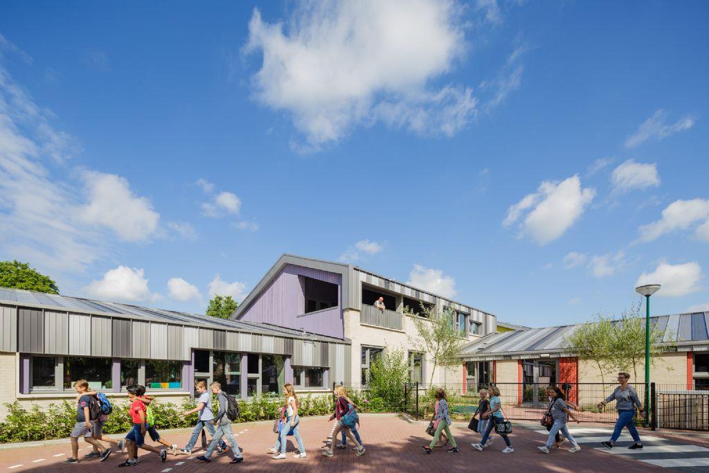 Brede School krijgt dorpse uitstraling