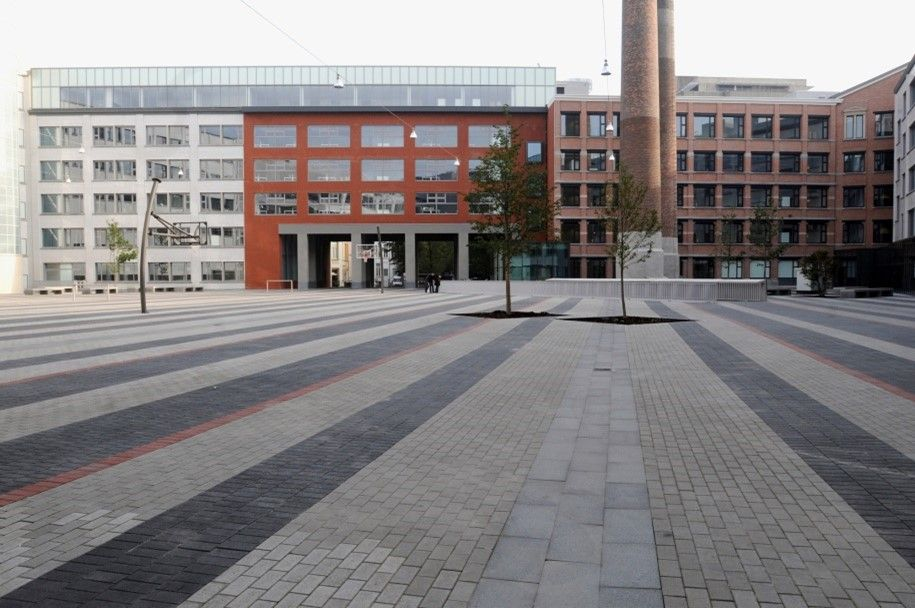 Oproep ontwerpteam: groene daken en gevels administratief centrum 'den Bell' in Antwerpen