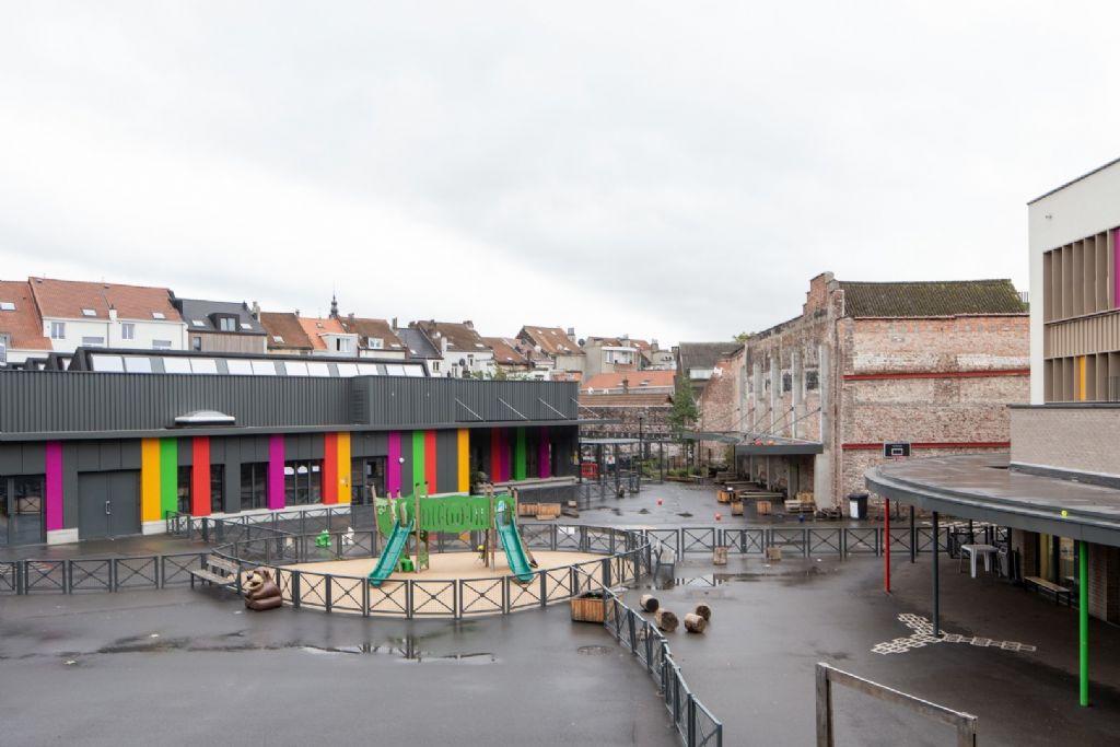 Appel à manifestation d'intérêt : Du vert et des jeux pour l'école Paviljoen