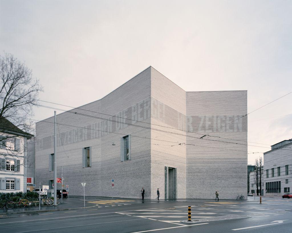Grand Prize Winner & Category Winner Sharing public spaces: Kunstmuseum Basel Extension - Architect Christ & Gantenbein, Switzerland