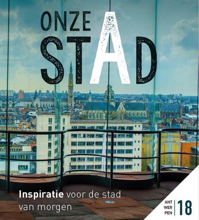 Recensie (Filip Canfyn): Onze stAd, Inspiratie voor de stad van morgen
