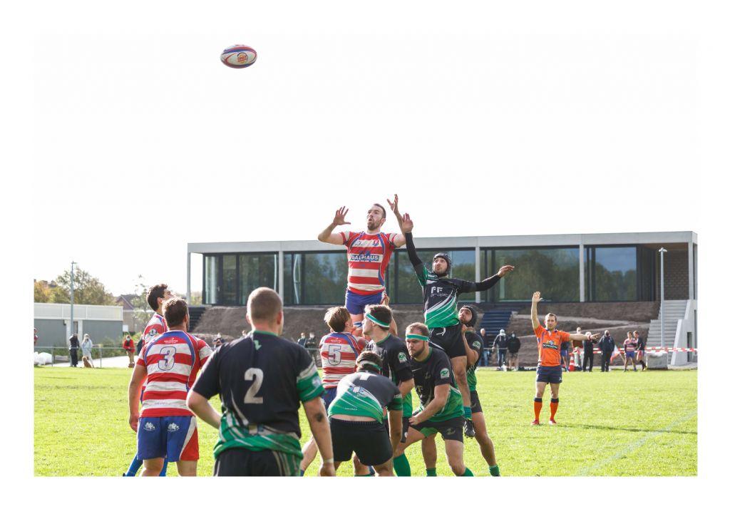 Sportinfrastructuur Brugsche Rugby Club