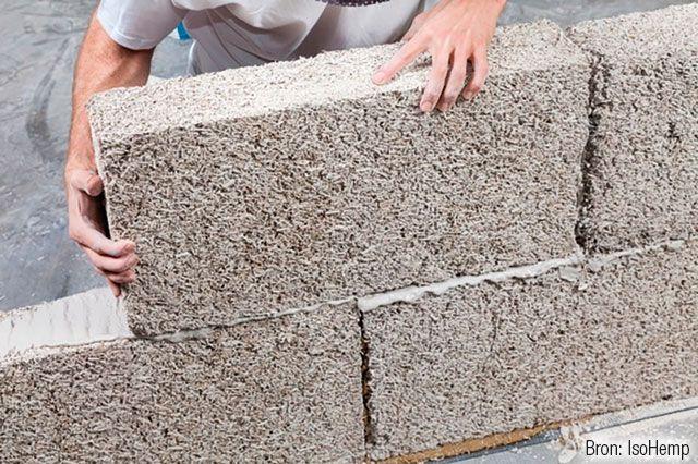 Applications des matériaux à base de chanvre