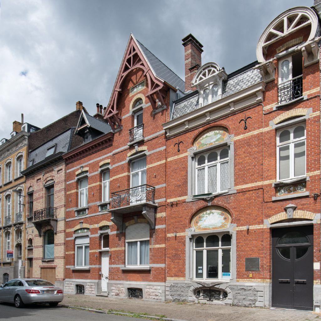 Maisons de ville, Tournai, 1902-1903 (Jean Winants architecte)
