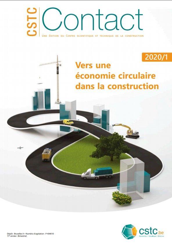 CSTC Contact : un numéro tout entier consacré à la construction circulaire