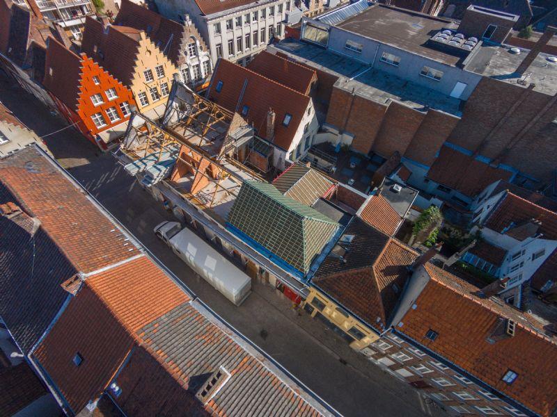 Habitations NZEB avec éléments de toit L-Ments de Recticel Insulation
