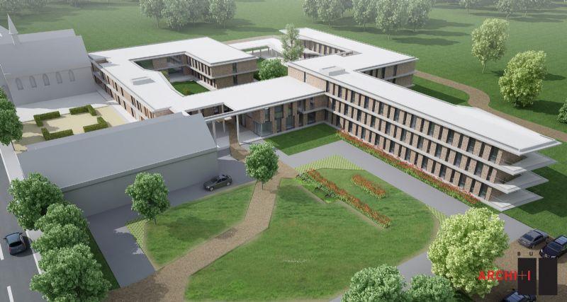 Eerste fase Sint-Jozefcampus in Woumen afgerond