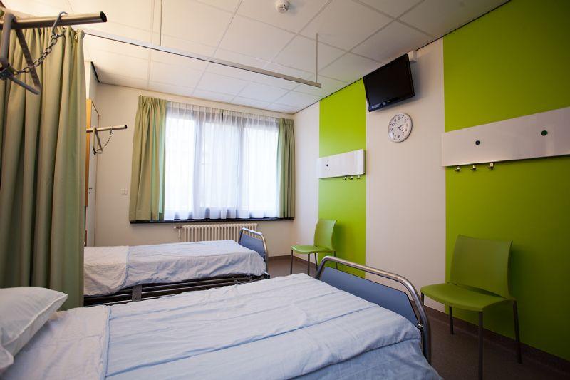 Winnaar publieksprijs (concept): Afdeling psychogeriatrie in het Jessa Ziekenhuis in Hasselt
