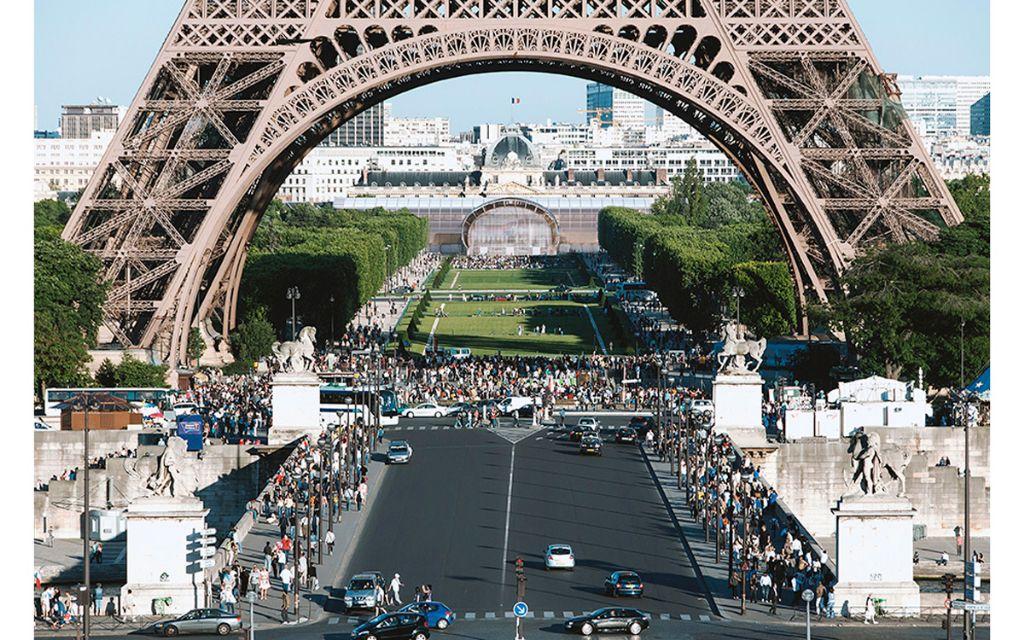 Paris, ville des Palais éphémères ?