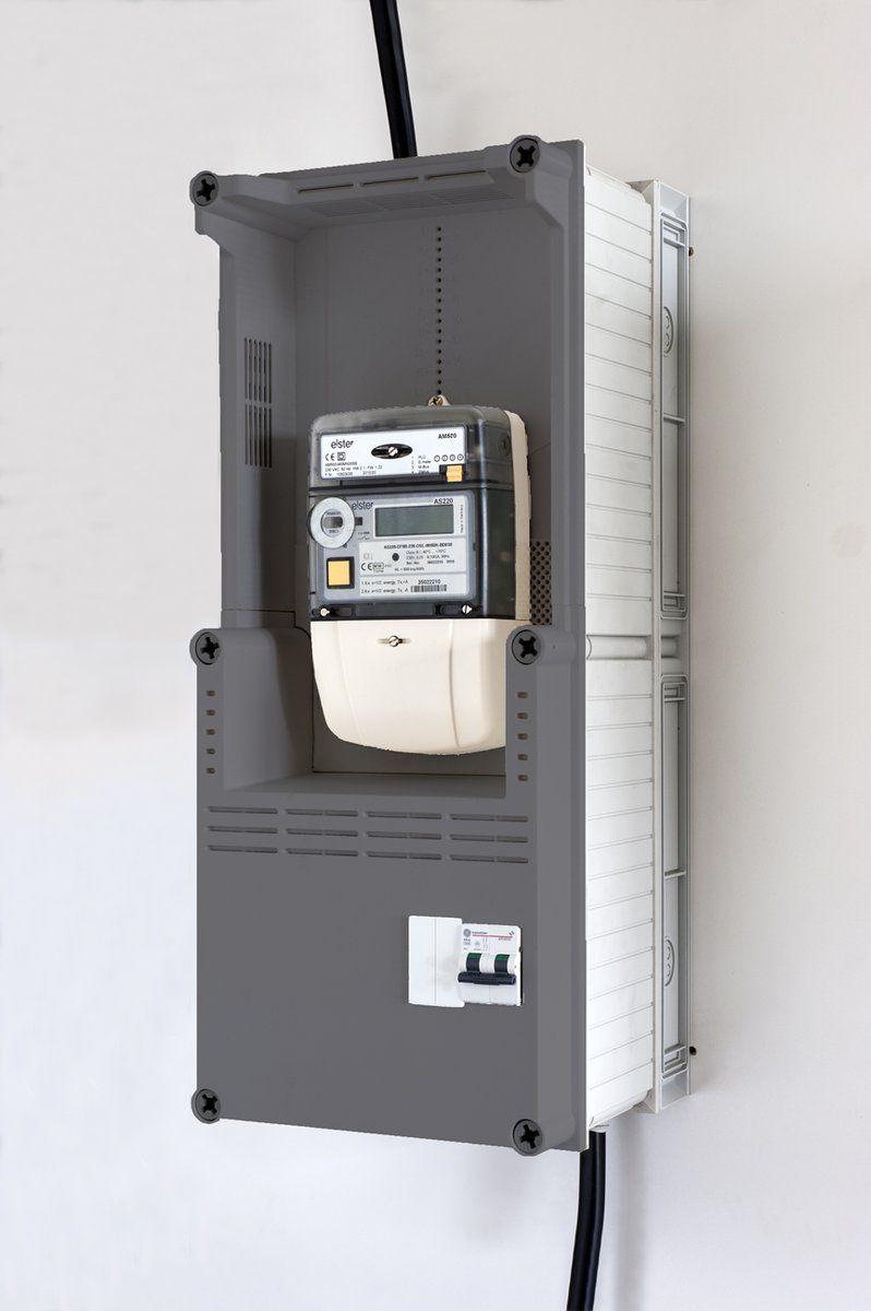 Eandis geeft groen licht voor nieuwe elektriciteitsmeterkast